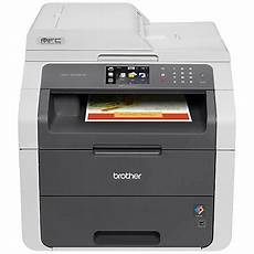 brother digital wireless color laser all in one printer scanner copier fax mfc 9130cw by office