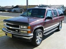 automobile air conditioning service 1996 gmc suburban 1500 on board diagnostic system 1996 chevy suburban 1500 4x4 20 quot wheels great truck