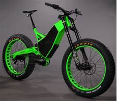 would you ride this 13 000 downhill e bike the hub