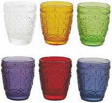bicchieri villa d este bicchieri colorati villa d este tovaglioli di carta
