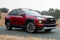 2019 toyota rav4 new car review autotrader
