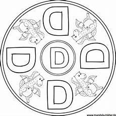 Buchstaben Ausmalbilder Zum Ausdrucken Kostenlos Buchstaben Mandalas Abc Ausmalbilder Zum Ausdrucken