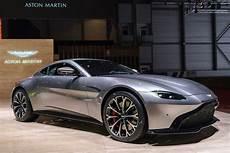 New 2018 Aston Martin Vantage Makes Geneva Debut Auto
