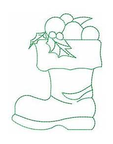 Malvorlagen Weihnachten Stiefel Winter Boot Santa Coloring Page Winter Coloring Page