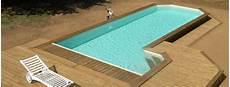 piscine bois sur mesure personnalisable