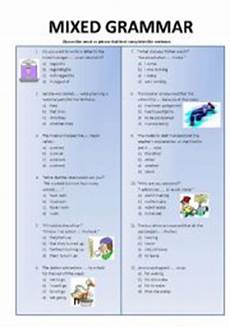 mixed punctuation worksheets for grade 3 21008 teaching worksheets mixed tenses