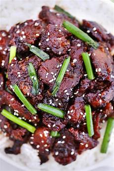 mongolian beef recipe video sweet and savory meals