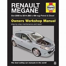 what is the best auto repair manual 2008 chrysler 300 engine control renault megane 2008 14 1 6 petrol 1 5 diesel haynes workshop manual 58 64 reg ebay