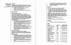 health information technician sle resume monster com