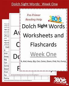 dolch sight word worksheets sight word worksheet