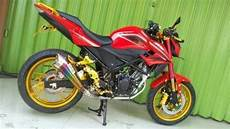 Modifikasi All New Cb150r by Modifikasi All New Cb150 R