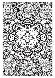 mandala pattern worksheet 15928 mandala pattern diy print at home digital colouring
