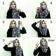 Model Jilbab Segi Empat Terbaru Dan Cara Memakainya Cara