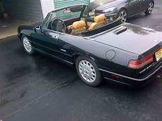 all car manuals free 1993 alfa romeo spider regenerative braking sell used 1993 alfa romeo spider veloce convertible 2 0l rare hardtop low miles trades in
