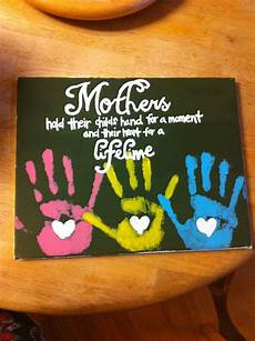 5 hand print activities to do with your 1 year old mothers day canvas idea handprints with fingerprints