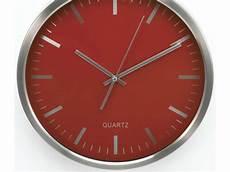 horloge 30 cm clocky coloris vente de horloge