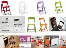 tavolo consolle calligaris sedie pieghevoli e consolle allungabile una