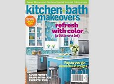 Better Homes and Gardens' Kitchen and Bath Makeovers