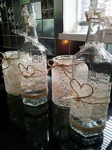 wedding table decorations candle holders vintage lace
