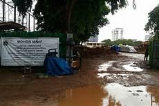 Sudah 50 Persen Revitalisasi Taman Lapangan Banteng