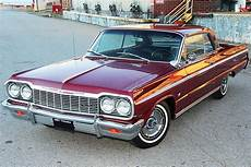 1964 Chevrolet Impala Ss All In The Family Chevy