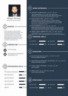 waqar ahmad info graphic resume accounting finance dubai uae graphic resume accountant resume