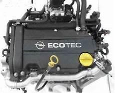motor opel 1 4 16v astra h corsa c agila z14xep