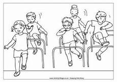 sports day coloring pages 17757 athletics