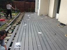 Pose D Une Terrasse En Composite Ramos Constructionramos