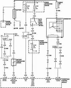 2003 jeep liberty alternator wiring diagram jeep alternator field wiring wiring library