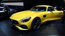 Mercedes Amg Turns Up The Heat On Family Of Gt Sports Cars