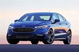 2017 Ford Fusion Vs Mazda 6 Compare Cars