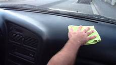 nettoyer plastiques int 233 rieurs de la voiture astuce auto