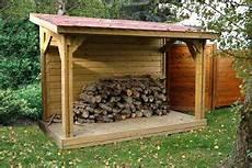 bucher bois ou abri a poteaux pour prot 233 ger et stocker