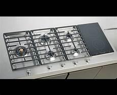 piano cottura gas e induzione mobili lavelli domino gas e induzione