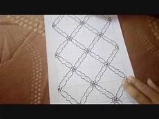 Belajar Menggambar Desain Batik Jambi Dengan Mudah Dan