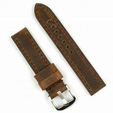20mm Leather Band by 20mm Brown Leather Band B R Bands