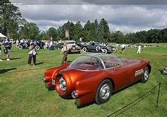Automobile Brands Of The Past 1954 Pontiac Bonneville
