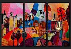 peinture contemporaine tableau moderne contemporain happy