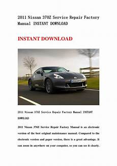 manual repair autos 2010 nissan 370z transmission control 2011 nissan 370z service repair factory manual instant download by kfjshefjn issuu