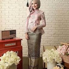 43 Model Baju Kebaya Modern Berjilbab Cantik Dan Modis