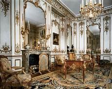 Baroque Interiors Rococo Interior