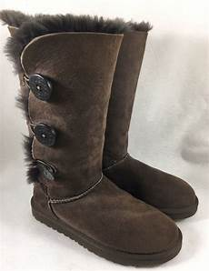 ugg bailey button triplet button 1873 womens