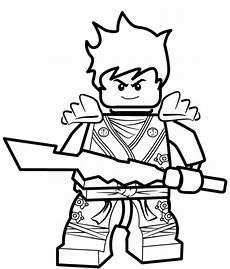 Ninjago Malvorlagen Kostenlos Herunterladen Lego Holding A Large Sword Ninjago Ausmalbilder