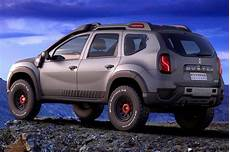 Dacia Duster Concept Duster Offroad