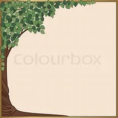 Malvorlagen Jugendstil Kostenlos Jung Rahmen Mit Gr 252 Nen Baum Jugendstil Vektorgrafik Colourbox