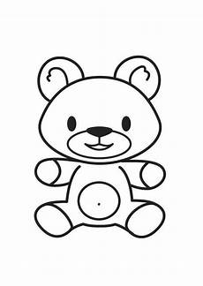 Malvorlagen Delphin Note плюшевый медвежонок Razukrashki рисунки для