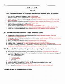 35 plate tectonics worksheet answers worksheet database source 2020