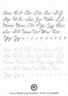 handwriting worksheets calligraphy 21329 5 printable cursive handwriting worksheets for beautiful penmanship