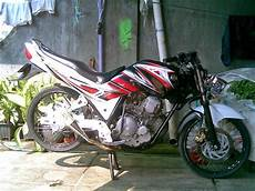 Modifikasi Motor Scorpio Z 2010 by Scorpio Z Modifikasi Simple Thecitycyclist